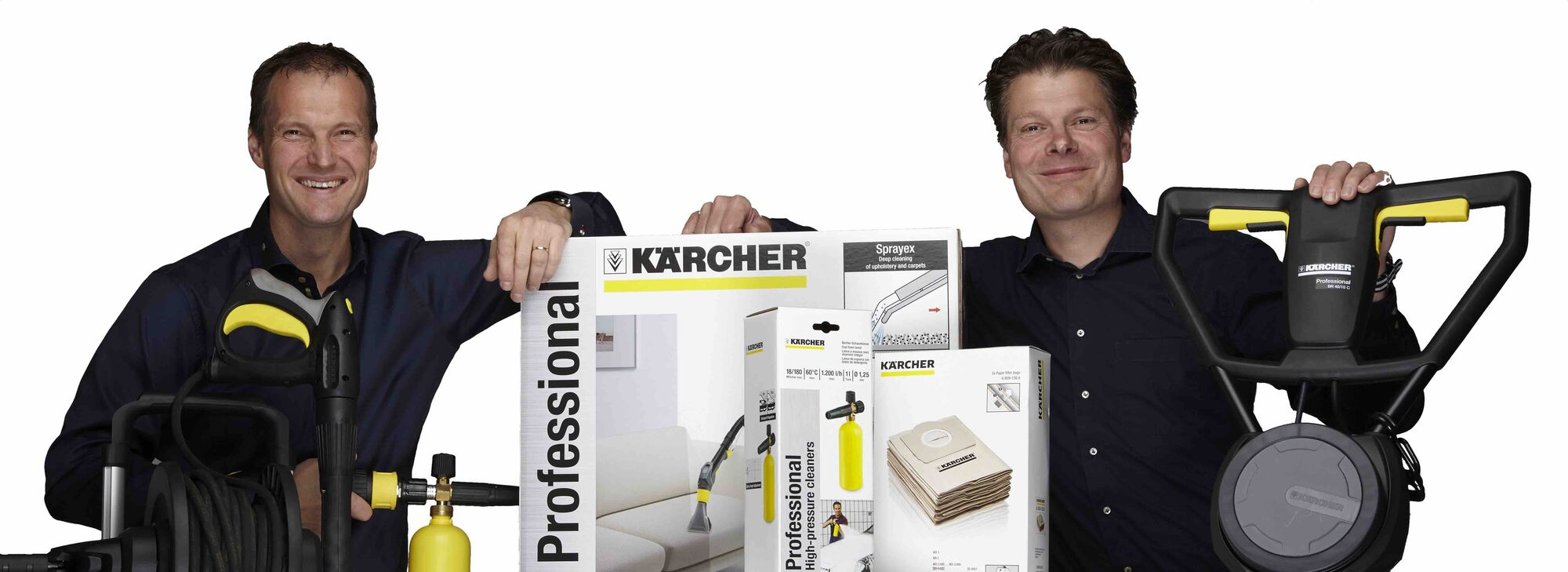 Karcher 2profs team